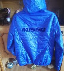 Kék missq kabát