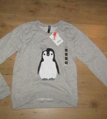 ÚJ Takko pingvnes pulóver XS/S