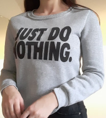 Just do nothing pulóver