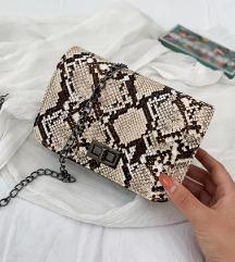 Zara hoz hasonló táska ÚJ animal print