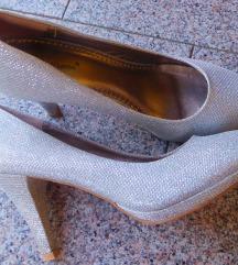 Újsz., csodaszép ezüst cipellő alkalmi áron eladó