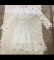 Rövid menyasszonyi ruha/alkalmi ruha/polgári(Új)