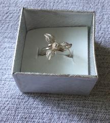 Ezüst kézműves gyűrű 925