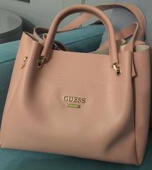 Guess nude táska