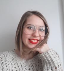 Granny style glasses // Divat szemüveg