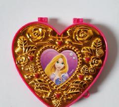 Aranyhaj hercegnő kis doboz - csere vagy 100 Ft