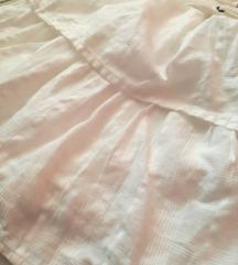 Fűzős fehér szoknya
