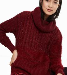 Desigual kötött pulóver XS