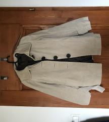 Zara kordbársony kabátka
