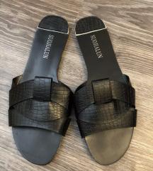 Zara stílusú papucs