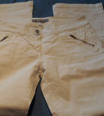 38-as AMISU fehér nadrág