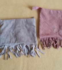 Egyedi készítésű velúr neszeszer táskák