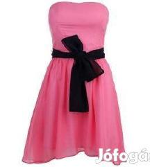 tally weijl rózsaszín elegáns ruha