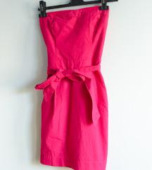 pink miniruha, cimkés, Abercrombie & Fitch M-L
