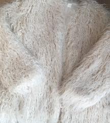 Fehér bunda S  INGYEN FOXPOST