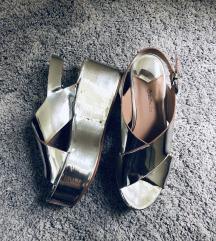 Stradi ezüst telitalpú