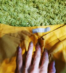 Asos mustársárga nadrág
