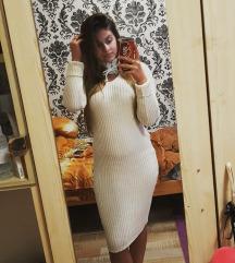 Kötött hosszú ruha