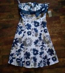 Alkalmi kék ruha eladó
