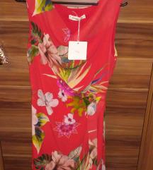 Nyári vagy alkalmi piros ruha one size Mayo chix