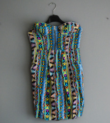 bohém nyári ruha