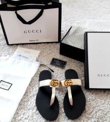 Gucci GG Marmont arany cipő