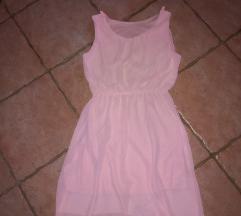 rózsaszín alkalmi ruha
