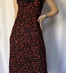Virágos slip dress