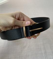 Új Bershka Faux Leather Belt