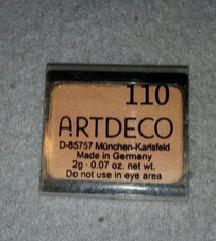 Artdeco szemhéjpúder barack árnyalat új