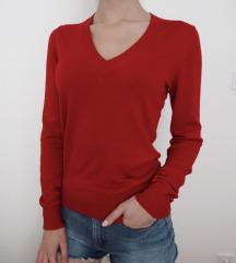 Zara V nyakú pulóver