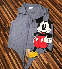 Mickey Mouse ing POSTÁVAL