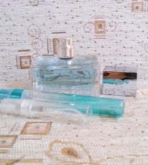 Antonio Banderas Blue Seduction 5 ml/10 ml fújós