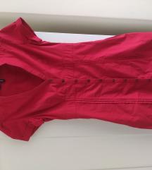 Új, Mango piros ingruha