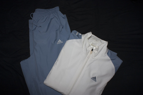 Adidas melegítő felső és nadrág szett