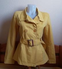 Sárga átmeneti kabát, M-es