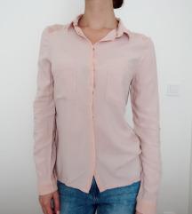 Rózsaszín Bershka ing