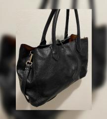 Nagy pakolós H&M fekete táska