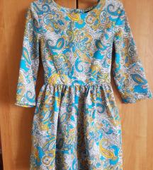 Paisley mintás H&M ruha