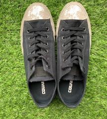 Converse Chuck Taylor All Star - ezüst-fekete