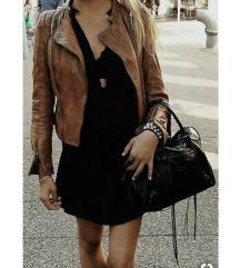 Zara bőrkabát