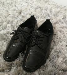 CCC Jenny Fairy fekete fűzős cipő
