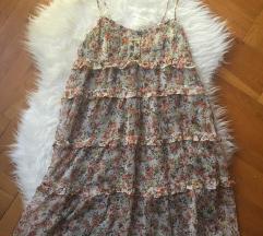 Mango virágos ruha