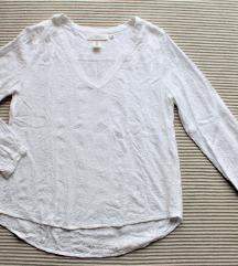 H&M LOGG fehér blúz