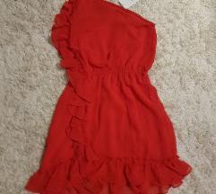 Mango piros ruha Új