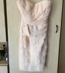 Badgley Mischka rózsaszín ruha (-40% OFF!)