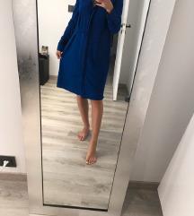Zara kék ing ruha