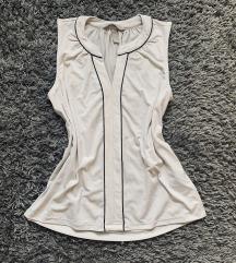H&M fehér elegáns blúz