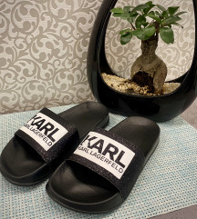 Karl Lagerfeld papucs