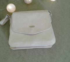 CORRADO MARTINO különleges rostbőr-lakk táska